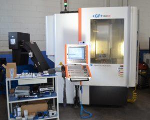 Centre Mecanitzat Mikron HEM 500U